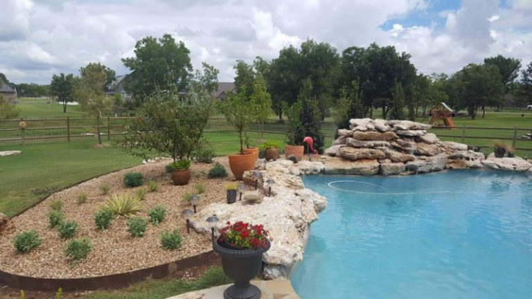 Backyard Landscaping Ideas For Large Yards