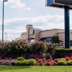 Commercial Property Maintenance For This Property Provided By Perfection Outdoor Solutions in Tulsa Oklahoma.