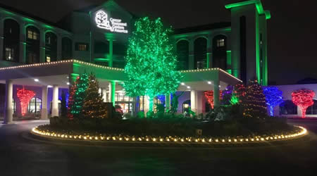 Holiday Lighting Installations Tulsa Oklahoma