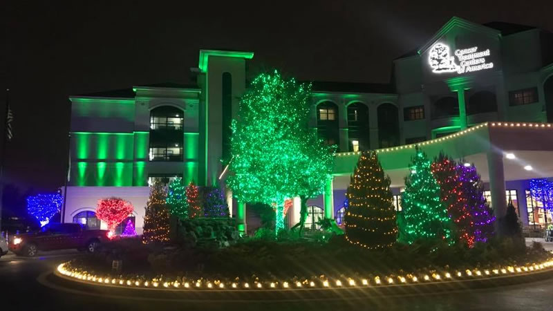 Holiday Lighting Installations Tulsa Oklahoma