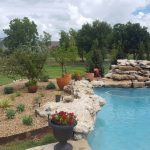 Photo Of Finished Landscape Designed By Perfection Outdoor Solutions Of Tulsa Oklahoma